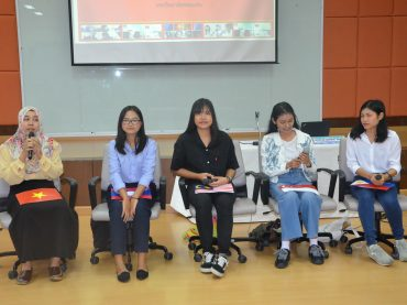 KKU's cooperative education students are ready to expand the vision working abroad