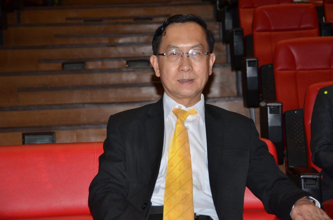 Assoc. Prof. Charnchai Panthongviriyakul, MD., President of KKU